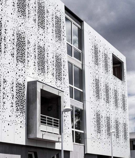 Actiparc Georges Besse II - façade