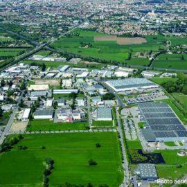 Actiparc Grézan IV - vue aérienne