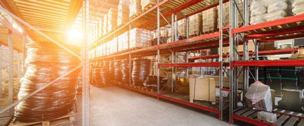 Actiparc Mitra - entrepôt de logistique