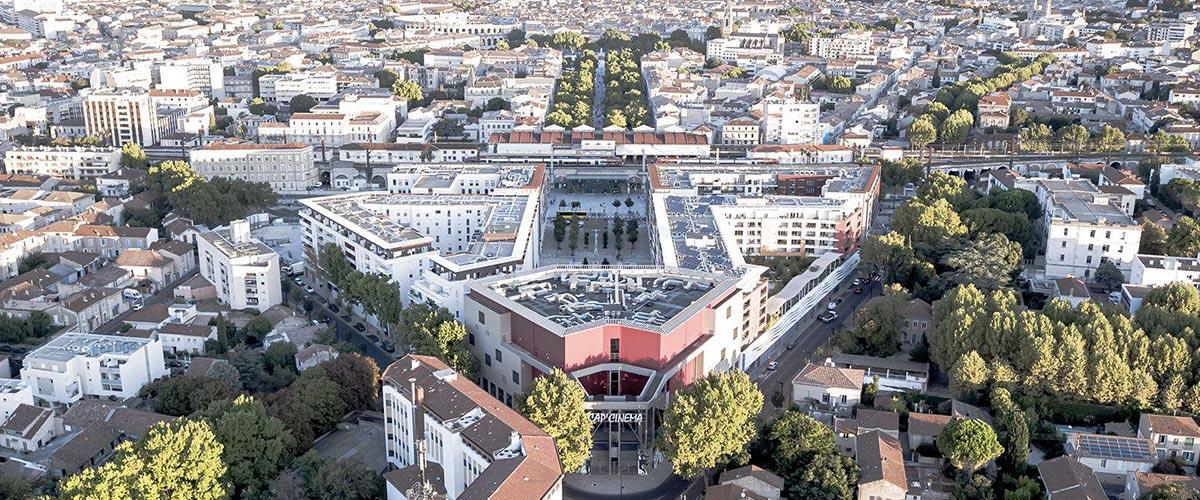 ZAC Triangle de la Gare et les avenues Feuchères